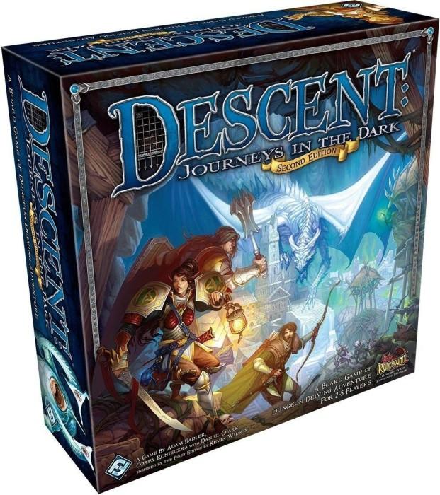 Descent 2. Edition: Journeys in the Dark (englisch)