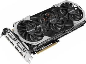 GIGABYTE GeForce GTX 980 Ti G1 Gaming, 6GB GDDR5, 2x DVI, HDMI, 3x DP (GV-N98TG1 GAMING-6GD)