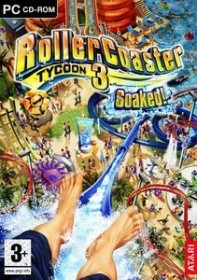 RollerCoaster Tycoon 3 - Soaked (Add-on) (PC)
