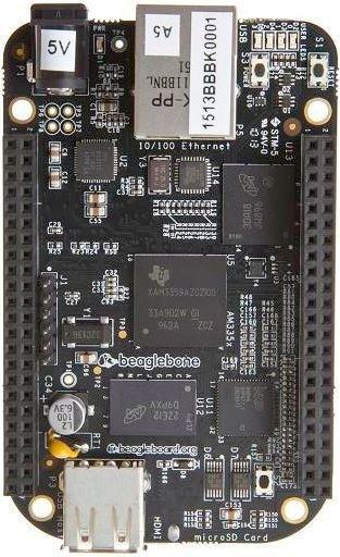 BeagleBone Black Rev. C, wireless kit