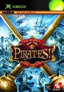 Sid Meier's Pirates! (deutsch) (Xbox)