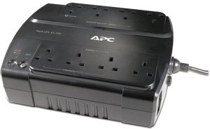 APC Back-UPS ES 700VA power strip, UK (BE700G-UK)