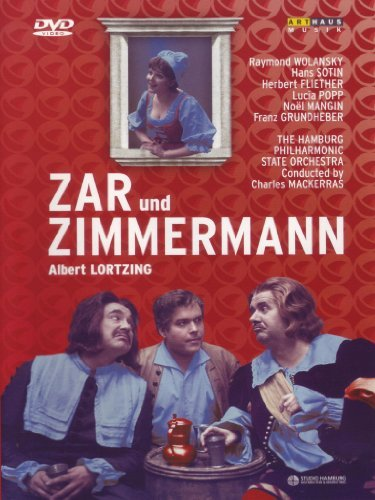 Zar und Zimmermann -- via Amazon Partnerprogramm