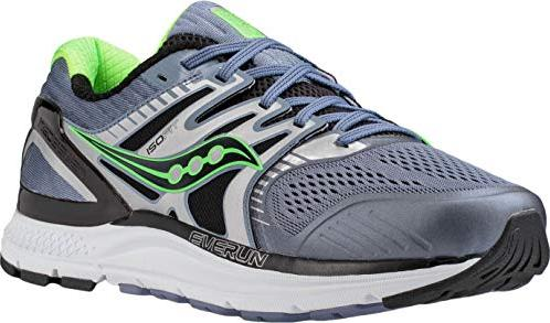 a262d61493d8 Saucony Redeemer ISO 2 grey silver slime (men) (S20381-3) starting ...