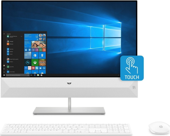HP Pavilion All-in-One Touch 24-xa0017ng (5ST89EA#ABD)