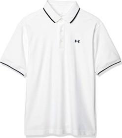 Under Armour Playoff Piqué Polo Shirt kurzarm weiß (Herren) (1345459-101)