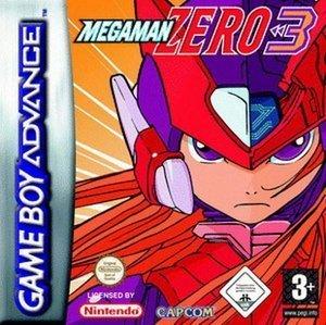 Megaman Zero 3 (GBA)