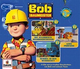 Bob der Baumeister - Die 6. Box