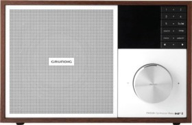 Grundig WTR 3200 DAB+ BT brown (GRR3542)