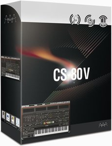 Arturia: CS 80 V (PC/MAC)