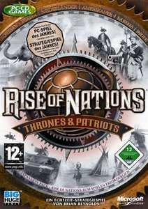Rise of Nations: Thrones and Patriots (Add-on) (German) (PC)