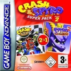 Crash / Spyro Pack Vol. 2 (GBA)