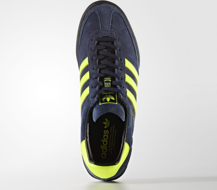 adidas Jeans collegiate navysolar yellowcore black (CG3243) from £ 70.90