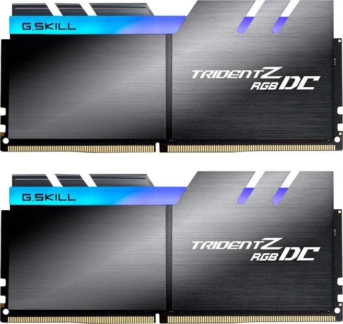 G.Skill Trident Z RGB DC DIMM Kit 64GB, DDR4-3200, CL14-14-14-34 (F4-3200C14D-64GTZDC)