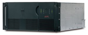 APC Smart-UPS 5000VA RM 5U, serial port/LAN (SU5000R5IBX120)