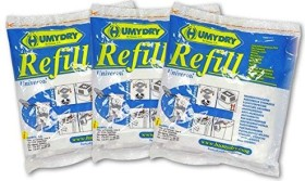 Humydry dehumidifier Refill package, 1.35kg (3x 450g)