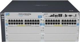HP ProCurve 5400zl Rackmount Gigabit Managed switch, 48x RJ-45, 4x module slot (J8699A/5406zl-48G)