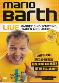 Mario Barth - Männer sind Schweine, Frauen aber auch! (Special Editions)