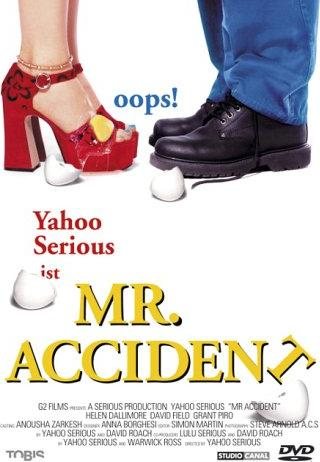 Mr. Accident -- via Amazon Partnerprogramm