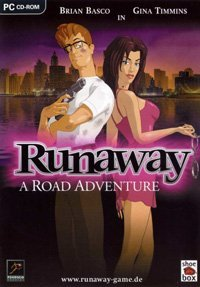 Runaway - A Road Adventure (niemiecki) (PS2)