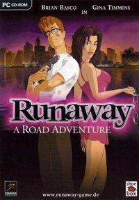 Runaway - A Road Adventure (German) (PS2)