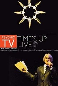 Psychic TV - Time's Up Live (DVD)