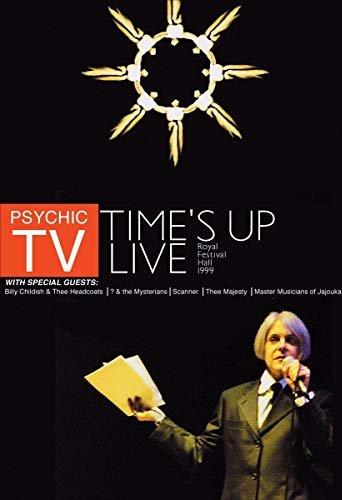 Psychic TV - Time's Up Live -- via Amazon Partnerprogramm