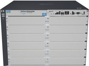 HP ProCurve Switch 5412zl, Chassis, 12-Slot (J8698A)
