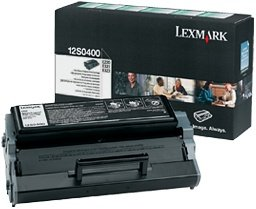 Lexmark 12S0400 Return Toner black