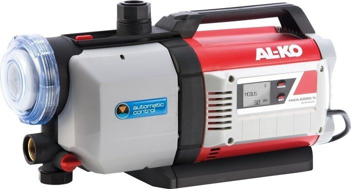 AL-KO HWA 6000/5 Premium Elektro-Hauswasserautomat (113141)