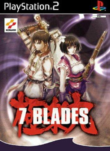 7 Blades (German) (PS2) -- via Amazon Partnerprogramm