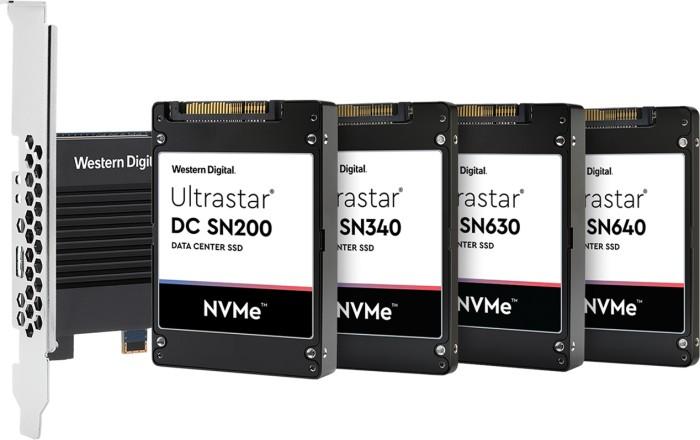 HGST Ultrastar SN260 3.84TB, PCIe 3.0 x8 (0TS1352/HUSMR7638BHP3Y1)