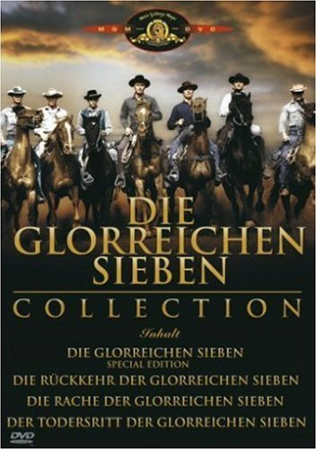 Die glorreichen Sieben Box -- via Amazon Partnerprogramm
