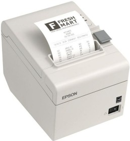 Epson TM-T20, seriell, weiß (C31CB10102)