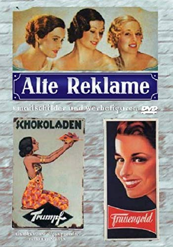 Alte Reklame -- via Amazon Partnerprogramm