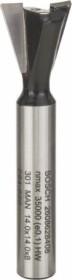 Bosch HM Fase-/Bündigfräser 14(D)x14x55mm, 1er-Pack (2608628408)