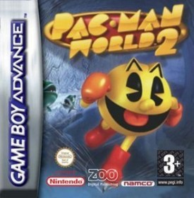 Pac-Man World 2 (GBA)