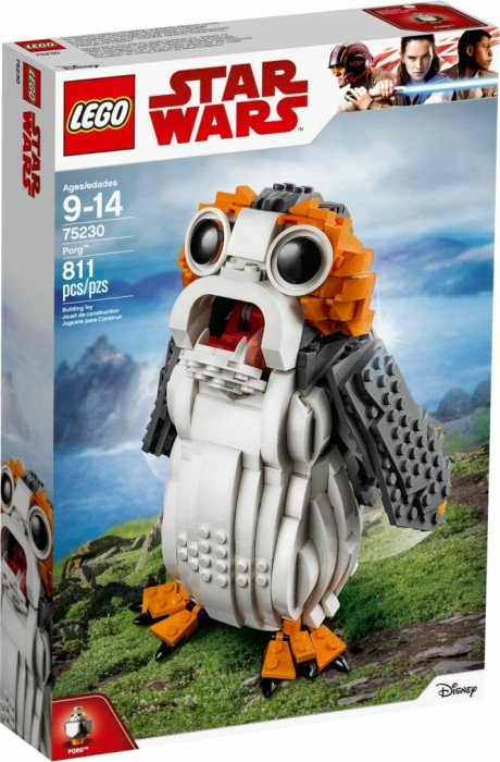 LEGO Star Wars Episode VIII - Porg (75230)