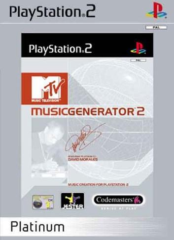 MTV Music Generator 2 (deutsch) (PS2) -- via Amazon Partnerprogramm