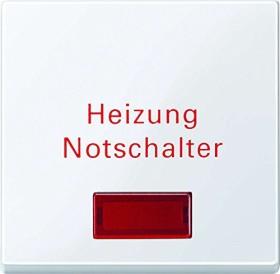 Merten System M Wippe Thermoplast brillant, aktivweiß (432925)