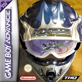 MX 2002 featuring Ricky Carmichael (GBA)