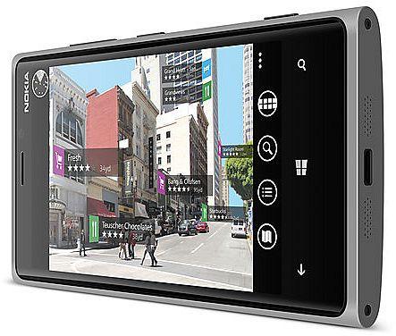 Nokia Lumia 920 grau