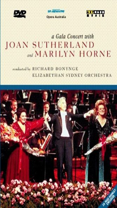Ein Gala Konzert mit Joan Sutherland & Marilyn Horne -- via Amazon Partnerprogramm