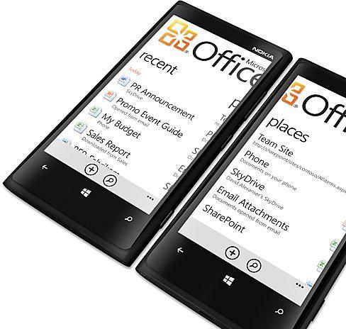 Nokia Lumia 920 schwarz