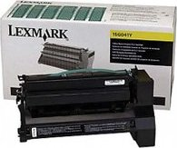 Lexmark 15G041Y Return Toner gelb -- via Amazon Partnerprogramm