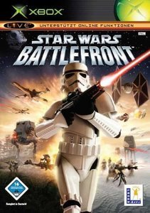 Star Wars Battlefront (niemiecki) (Xbox)