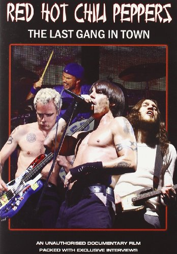 Red Hot Chili Peppers - The Last Gang In Town -- via Amazon Partnerprogramm