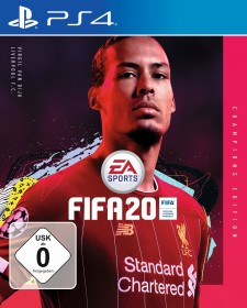 EA Sports FIFA Football 20 - Champions Edition (PS4)