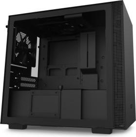 NZXT H210 schwarz, Glasfenster, Mini-ITX (CA-H210B-B1)
