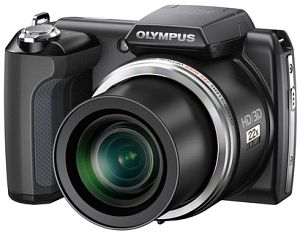Olympus SP-610 UZ black (N4295692)